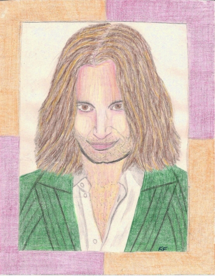 Constantine Maroulis by Foffy